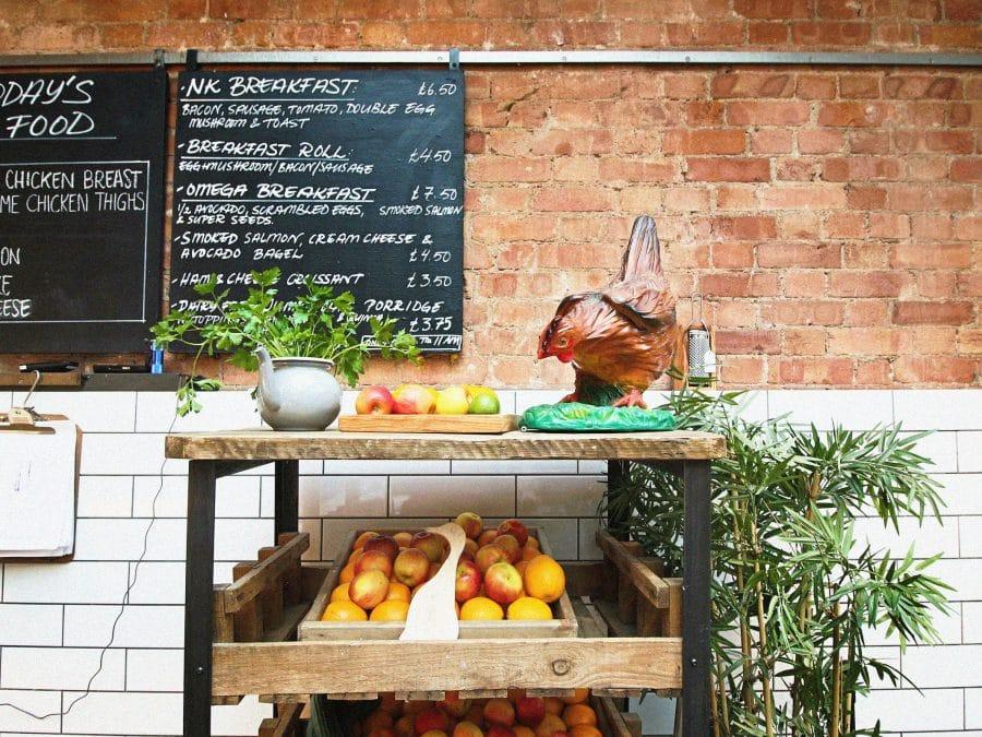 Natural Kitchen - Marylebone London