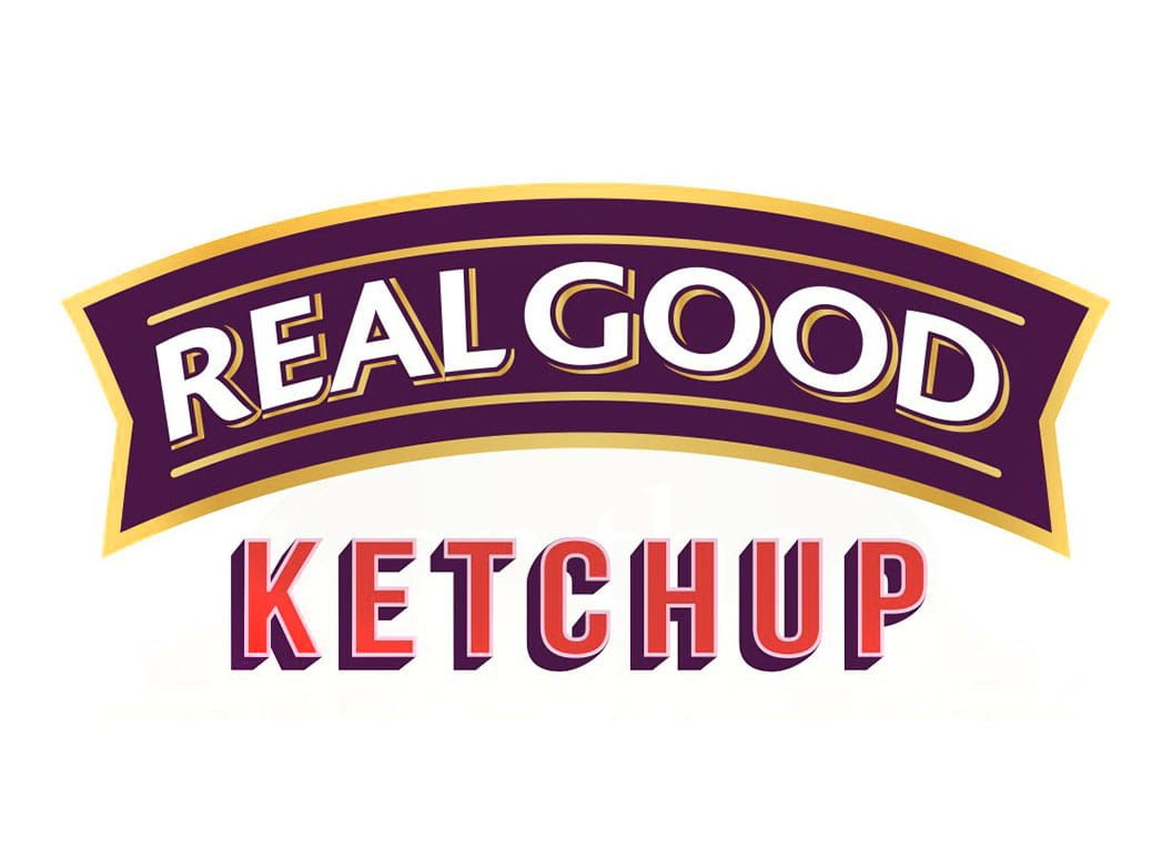 Real Good Ketchup
