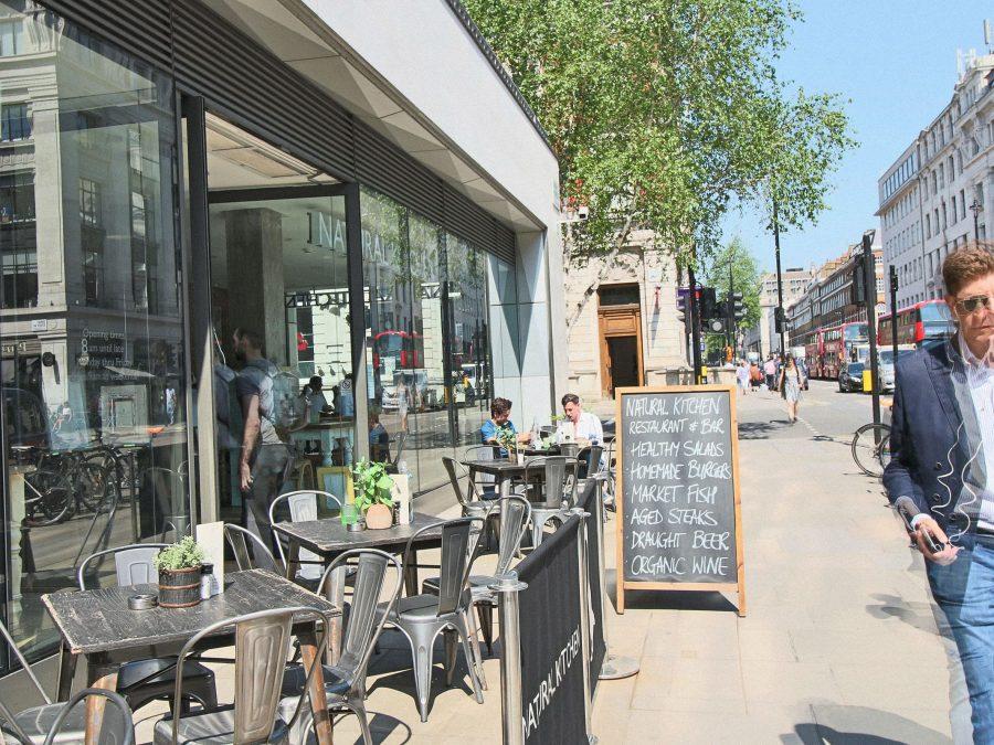 London Baker Street Natural Kitchen