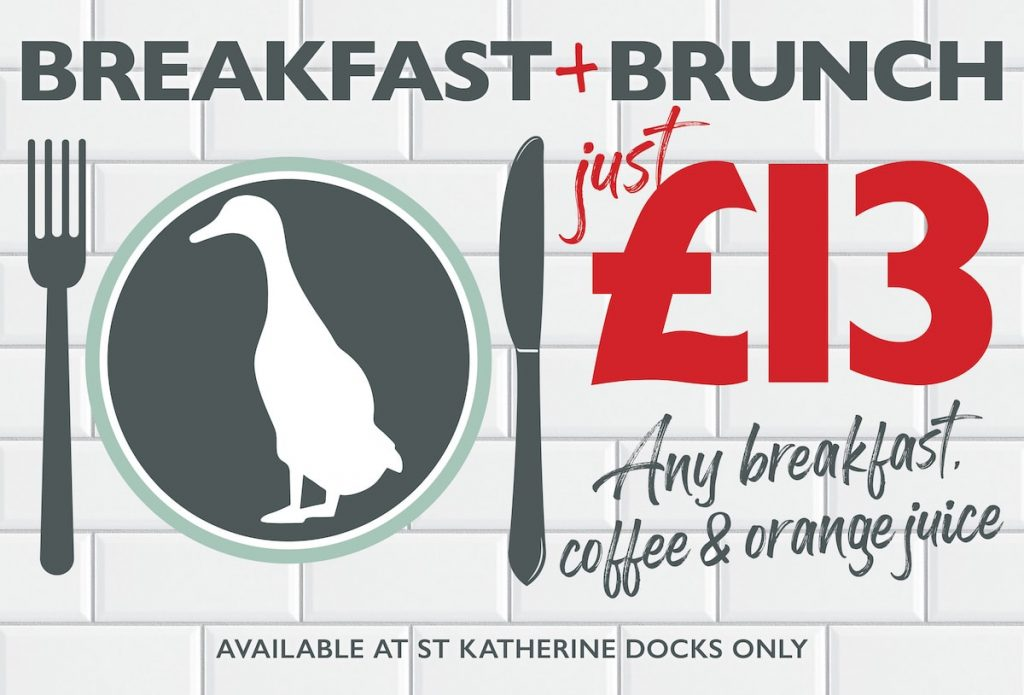Breakfast and Brunch Deal